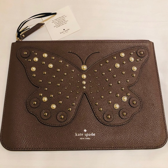 FLASH SALE ❤ ❤️Kate Spade Butterfly Gia b7da115e855d2